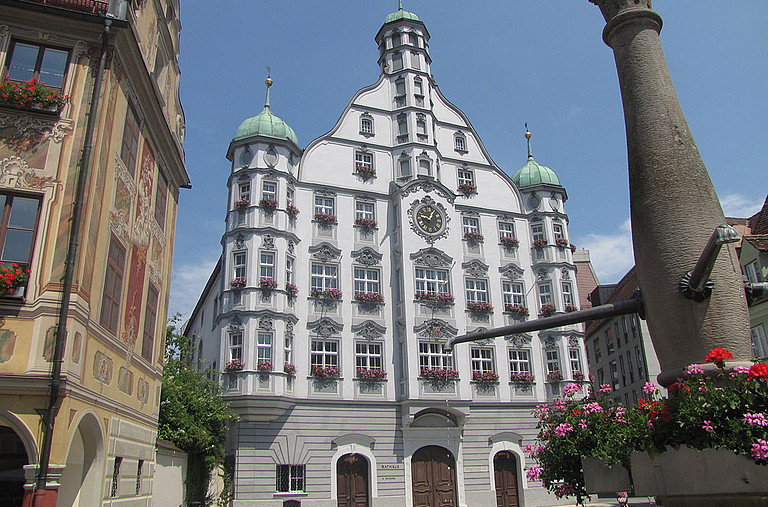 Get more information about the history of the town of Memmingen