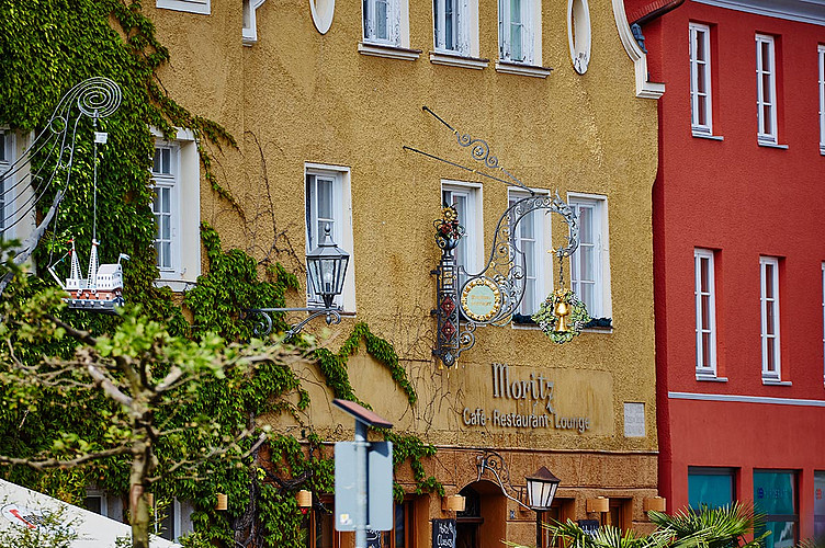 Book now your holidays in Memmingen